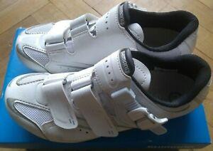 Shimano SH-WR42W Women's Cycling Shoes SPD & SPD-SL UK 5 EU 38 - White - New