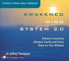 Awakened Mind System 2.0 [Slipcase] by Jeffrey D. Thompson (CD, Jun-2004