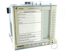 Siemens PRV2.64 Prozess-Station Heizungsregler Building Process Station 24V~ BPS