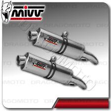 Yamaha XT 660 X/R 2009 09 MIVV Exhaust Oval