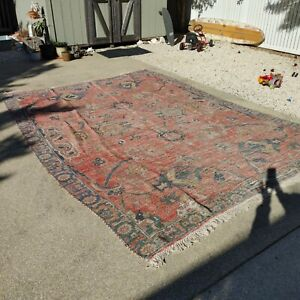 10 x 14 ft $498 NEW Nuloom BOHO Jute cotton Rug Anthropologie Crate and Barrel