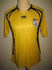 Benin home Africa CAF football shirt soccer jersey maillot trikot size L