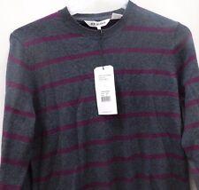 Ben Sherman Breton Stripe Knit Full Sleeve Jumper Size - S
