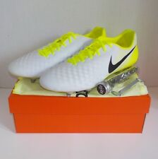Nike MAGISTA OPUS II SG PRO ACC Soccer Cleats WHITE VOLT 844597 108 SIZE  12.5 c696f00a8ff