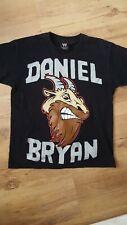 WWE Daniel Bryan Goat Yes Yes Yes wrestling T-shirt Youth AEW WWF TNA Impact