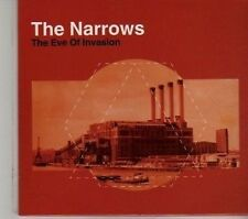 (CR336) The Narrows, The Eve Of Invasion - 2012 DJ CD