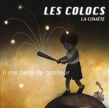 CD Il Me Parle de Bonheur Maxi Single Les Colocs Francais French 2009 NEW SEALED
