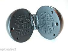 HOT PORTABLE MP3 FOLDING SPEAKERS IPOD SPHERICAL BLACK