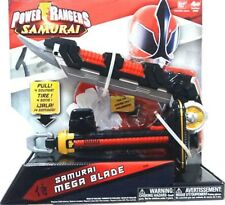 "Power Ranger Samurai Mega Blade 25"" Electronic Sword New Factory Sealed 2011"