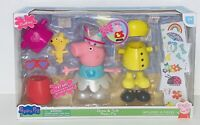 PEPPA PIG Dress and Talk Toy - 12 Pieces
