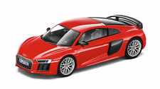 Voitures, camions et fourgons miniatures rouge Herpa pour Audi