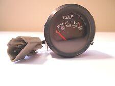 Oil Temperature Gauge:  Original Volkswagen VDO 321919541 B With 3 Prong PLUG