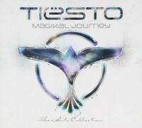 Tiesto - Magical Journeythe Hits Collection (2010) New and Sealed Music Audio CD