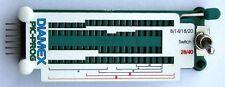 Diamex Modulo di leva orientabile PIC-Prog PicKit2 Adattatore per PIC DIL Funky