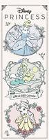 Disney Princess 2020 Calendar, Slim Wall Calendar OFFICIAL MERCHANDISE