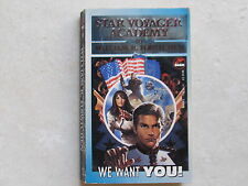 Star Voyager Academy by William R. Forstchen (1994, Paperback)