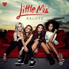 Little Mix - Salute CD Christmas Gift 0888837893626
