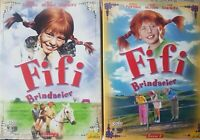 INTEGRALE FIFI BRINDACIER 2 COFFRETS SAISON 1 ET 2  EN 10 DVD   NEUF SOUS CELLO