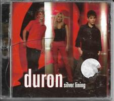 Silver Lining by Duron CD, Oct-2002 Word) SEALED NEW cracks in the case CCM