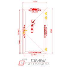 Brandschutztür 1-flg Tür T60 T30 1118 x 2090 mm Rauchdicht Anschlagdichtung