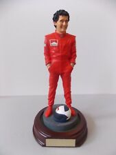 Alain Prost - The Art Of Sport F1 Figurine Endurance LTD Cheshire