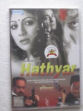 HATHYAR Sanjay Dutt Shilpa Shetty DVD Hindi movie bollywood India