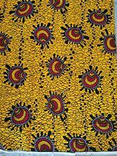 TISSU WAX AFRICAIN   MOTIF:FEMME CAPABLE