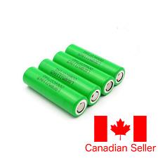 4pcs LG MJ1 18650 3500mAh High Capacity 10A High Drain Li-Ion Battery Cells