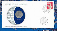 Coins of All Nations West Germany 2 Marks 1978D UNC