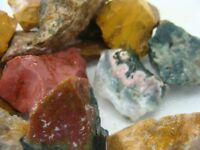 Ocean Jasper Specimens Bulk Wholesale 1/4 Pound