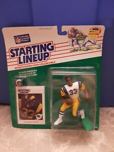 Charles White 1988 Kenner Starting Lineup Los Angeles Rams NFL Football