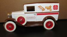 12545 COIN BANK  LIBERTY MODEL A DELIVERY VAN NABISCO  NIB