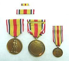 Department of the Navy, Selected Marine Corps Reserve Medal, set of 4