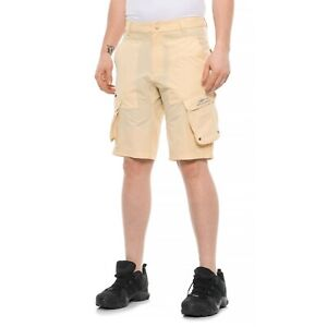 New Men's Grundens Breakwater Lightweight Fishing/ Cargo Shorts. UPF 50,