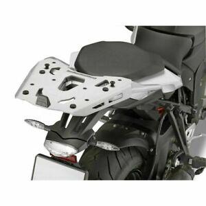 GIVI SRA5119 Luggage Rack Rear with Plate Aluminum For Trunks Monokey