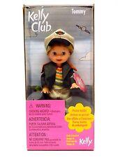 RARE Foreign Li'l Friends Kelly Club 1999 PILOT TOMMY w Model Plane_24595_NRFB