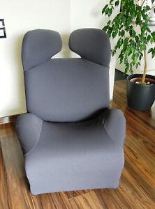 Grundbezug Bezug dehnbar Polyester passend für Sessel Wink® von Cassina