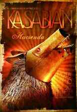 Kasabian Concert POSTER Hacienda Fillmore F1156 Frank Wiedemann