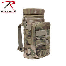 Rothco 2879 MOLLE Compatible Water Bottle Pouch - MultiCam