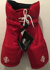 Ice Hockey Sr Pant Tackla Red Model 5000, Sizes M (48)