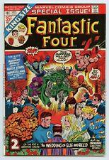 Fantastic Four King-Size Special #10 VG Marvel Comics 1973