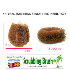 Scrubbing Brush For Clean Bathroom, Tiles, Potato, Flower Pot, Pans, Dishes