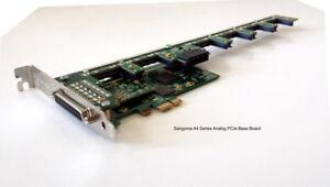 Sangoma A40703DE 14FXS 6FXO analog card w/ EC HW - PCIe