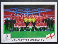 Panini Champions League 1999-2000 - Team Photo (Manchester United) #120
