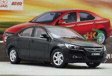 1/18 China JAC Heyue sedan model black color