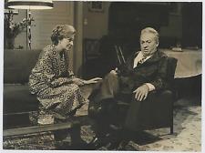 Nino Besozzi e Evi Maltagliati  Vintage silver print Tirage argentique  18x2