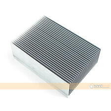 Large Big Aluminum Heat sink Radiator for Led High Power Amplifier
