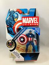 Marvel Universe Captain America Action Figure