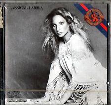 STREISAND BARBRA CLASSICAL BARBRA CD SIGILLATO