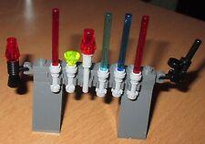 Lego Star Wars Zubehör - Waffenständer mit verschiedene Waffen